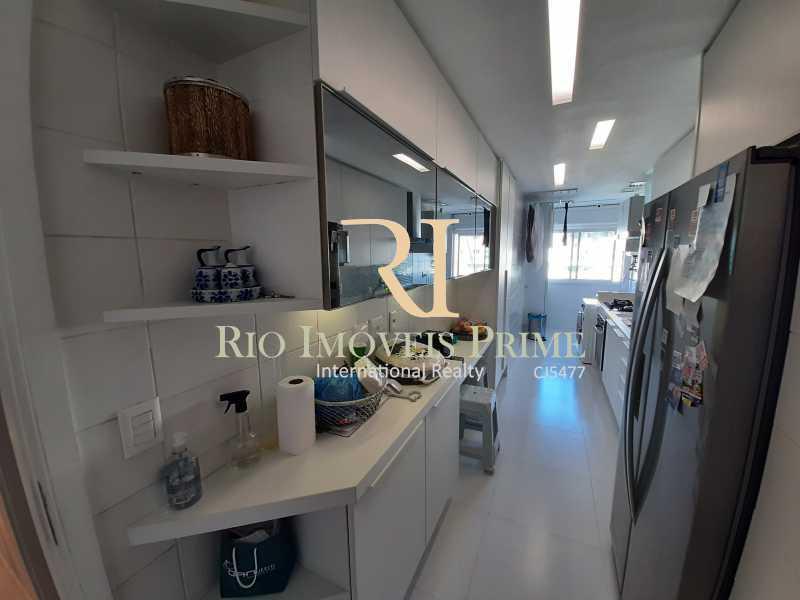COZINHA - Apartamento 3 quartos à venda Barra da Tijuca, Rio de Janeiro - R$ 1.590.000 - RPAP30157 - 13