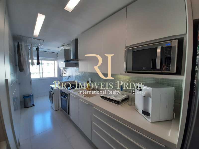 COZINHA - Apartamento 3 quartos à venda Barra da Tijuca, Rio de Janeiro - R$ 1.590.000 - RPAP30157 - 14