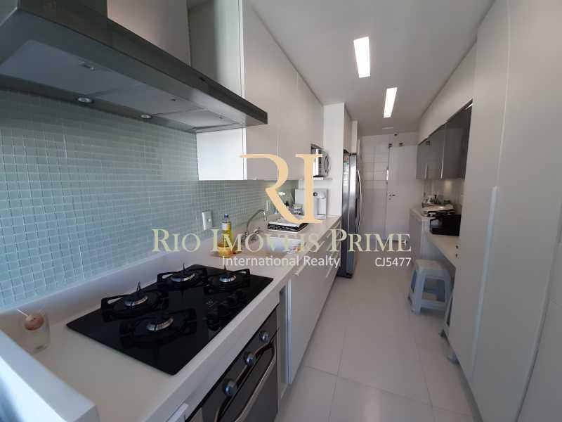 COZINHA - Apartamento 3 quartos à venda Barra da Tijuca, Rio de Janeiro - R$ 1.590.000 - RPAP30157 - 15
