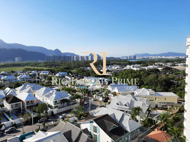 VISTA DA VARANDA - Apartamento 3 quartos à venda Barra da Tijuca, Rio de Janeiro - R$ 1.590.000 - RPAP30157 - 17
