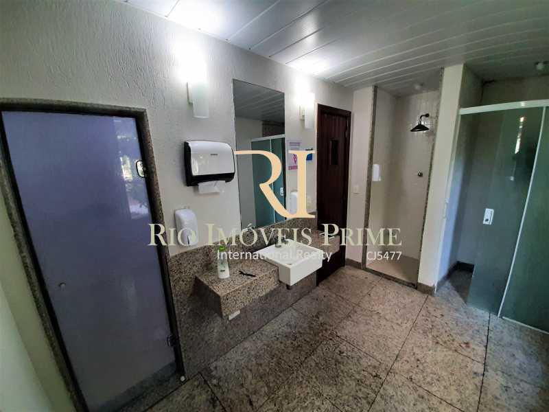SAUNAS - Cobertura 4 quartos à venda Barra da Tijuca, Rio de Janeiro - R$ 2.799.999 - RPCO40019 - 31