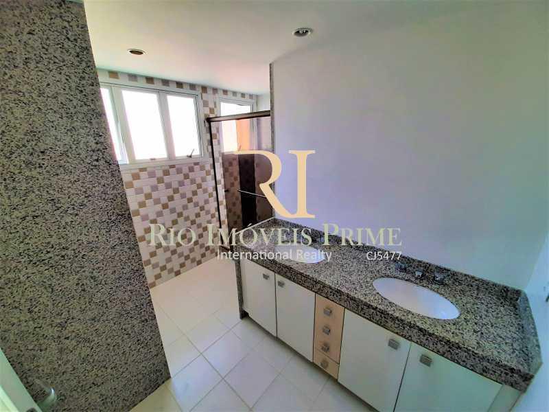 BANHEIRO SUÍTE MASTER - Cobertura 4 quartos à venda Barra da Tijuca, Rio de Janeiro - R$ 2.799.999 - RPCO40019 - 7