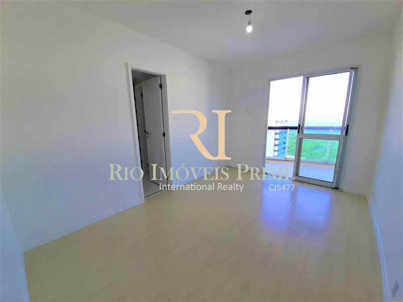 SUÍTE3 - Cobertura 4 quartos à venda Barra da Tijuca, Rio de Janeiro - R$ 2.799.999 - RPCO40019 - 10