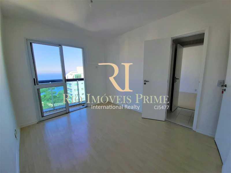 SUÍTE4 - Cobertura 4 quartos à venda Barra da Tijuca, Rio de Janeiro - R$ 2.799.999 - RPCO40019 - 12