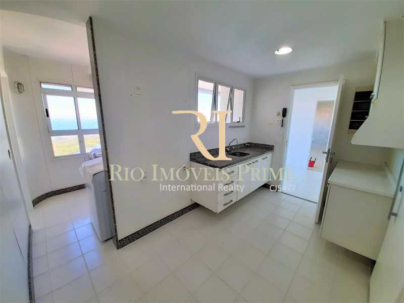 COZINHA - Cobertura 4 quartos à venda Barra da Tijuca, Rio de Janeiro - R$ 2.799.999 - RPCO40019 - 15