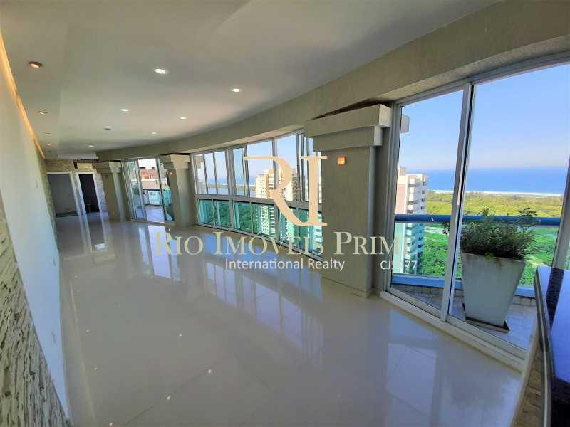 LOUNGE - Cobertura 4 quartos à venda Barra da Tijuca, Rio de Janeiro - R$ 2.799.999 - RPCO40019 - 17
