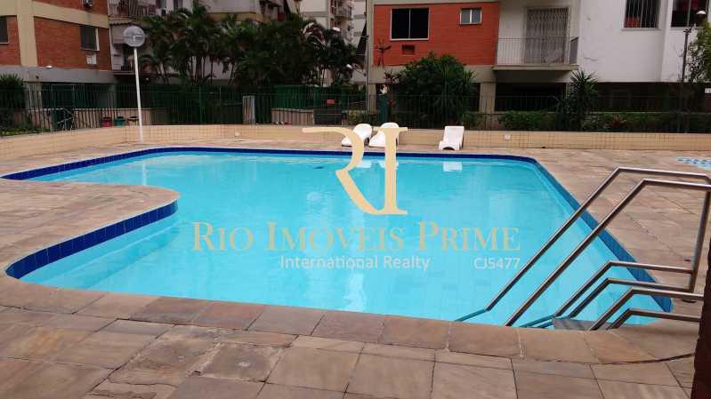 PISCINA ADULTO - Apartamento 2 quartos à venda Tijuca, Rio de Janeiro - R$ 410.000 - RPAP20246 - 18