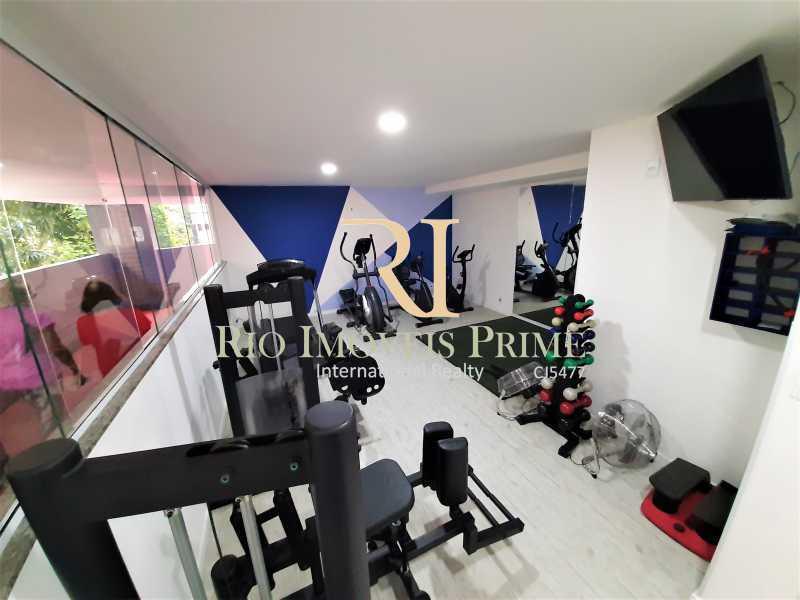 ACADEMIA - Apartamento 2 quartos à venda Tijuca, Rio de Janeiro - R$ 410.000 - RPAP20246 - 21