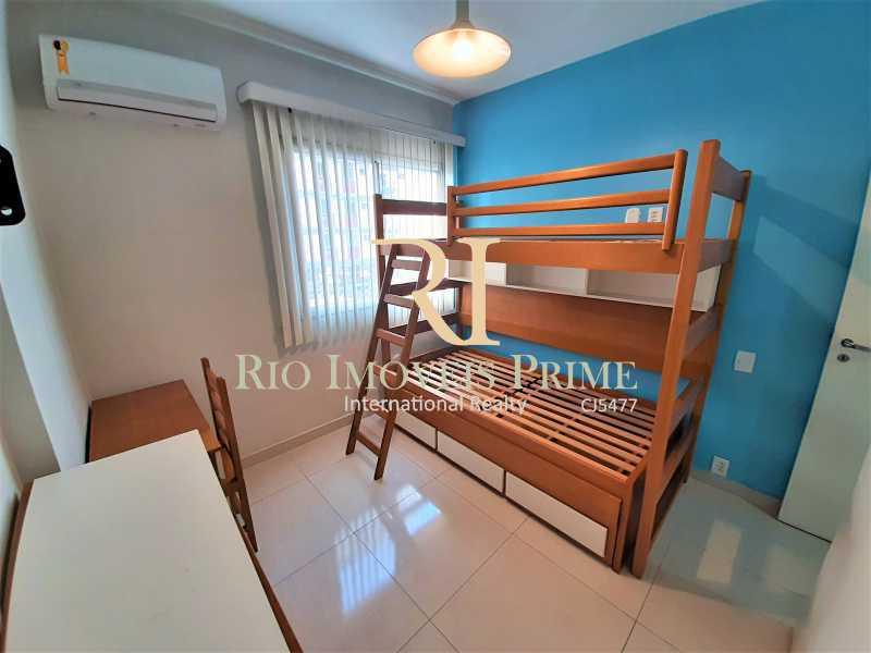 QUARTO2 - Apartamento 2 quartos à venda Tijuca, Rio de Janeiro - R$ 410.000 - RPAP20246 - 9