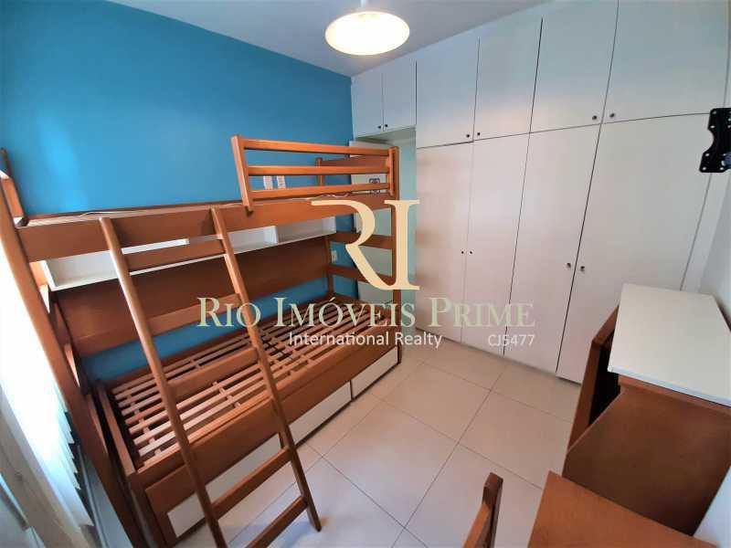 QUARTO1 - Apartamento 2 quartos à venda Tijuca, Rio de Janeiro - R$ 410.000 - RPAP20246 - 10