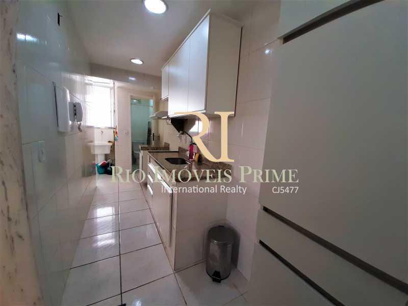 COZINHA - Apartamento 2 quartos à venda Tijuca, Rio de Janeiro - R$ 410.000 - RPAP20246 - 13