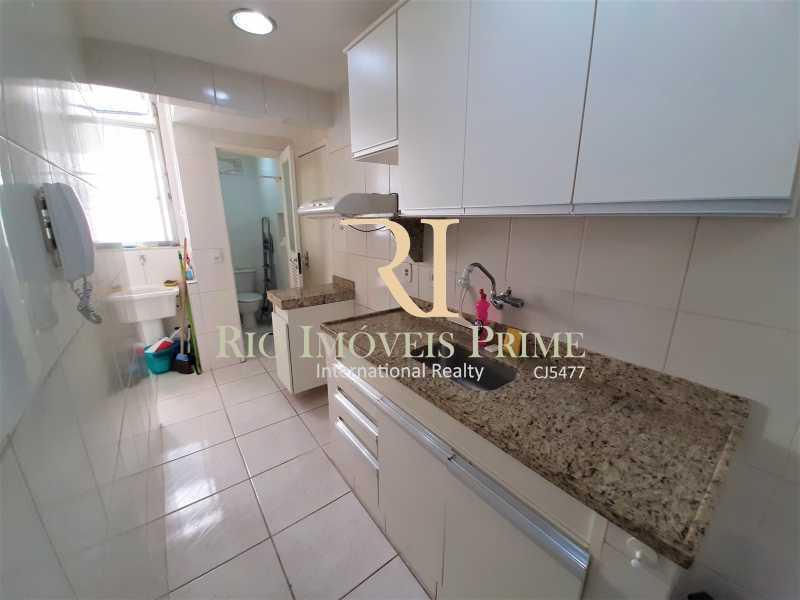 COZINHA - Apartamento 2 quartos à venda Tijuca, Rio de Janeiro - R$ 410.000 - RPAP20246 - 14