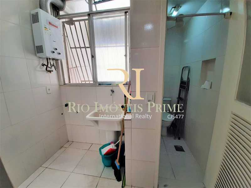 ÁREA DE SERVIÇO - Apartamento 2 quartos à venda Tijuca, Rio de Janeiro - R$ 410.000 - RPAP20246 - 16
