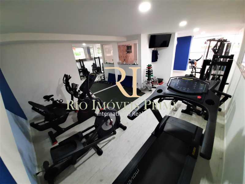 ACADEMIA - Apartamento 2 quartos à venda Tijuca, Rio de Janeiro - R$ 410.000 - RPAP20246 - 22