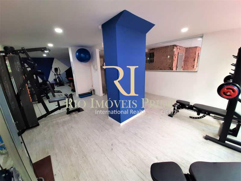 ACADEMIA - Apartamento 2 quartos à venda Tijuca, Rio de Janeiro - R$ 410.000 - RPAP20246 - 23