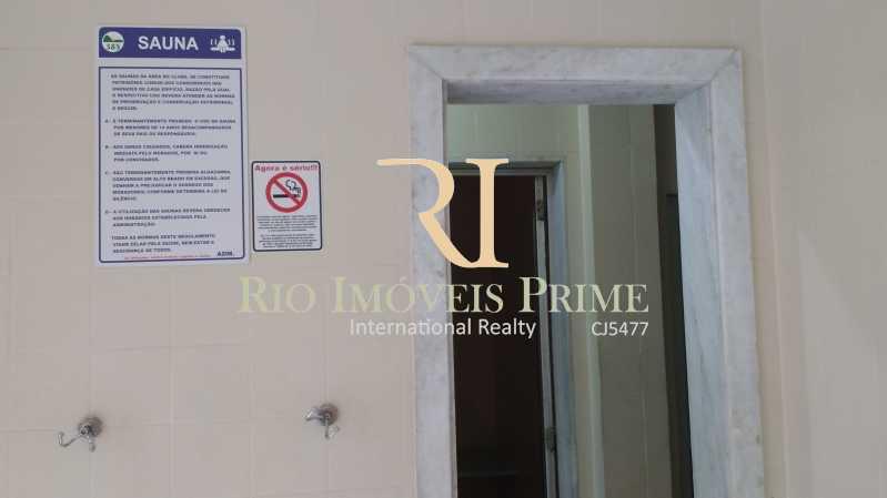 SAUNA - Apartamento 2 quartos à venda Tijuca, Rio de Janeiro - R$ 410.000 - RPAP20246 - 27