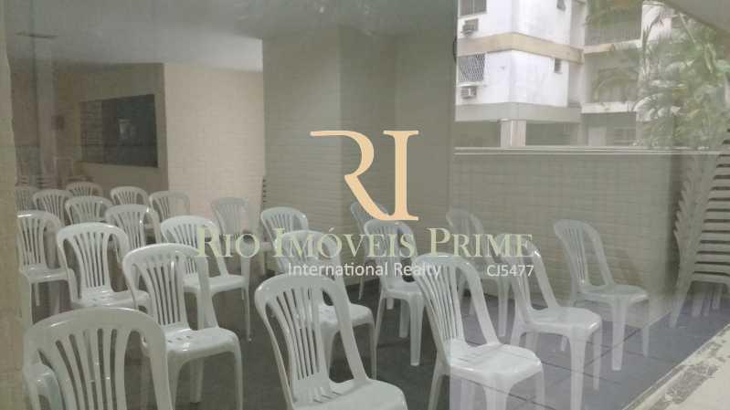 SALÃO DE FESTAS - Apartamento 2 quartos à venda Tijuca, Rio de Janeiro - R$ 410.000 - RPAP20246 - 29