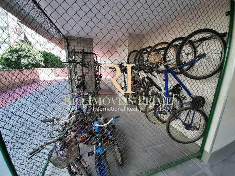 BICICLETÁRIO - Apartamento 2 quartos à venda Tijuca, Rio de Janeiro - R$ 410.000 - RPAP20246 - 30