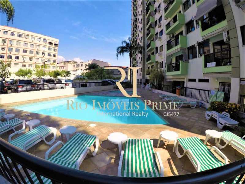 PISCINAS. - Apartamento 2 quartos para alugar Praça da Bandeira, Rio de Janeiro - R$ 1.400 - RPAP20247 - 1
