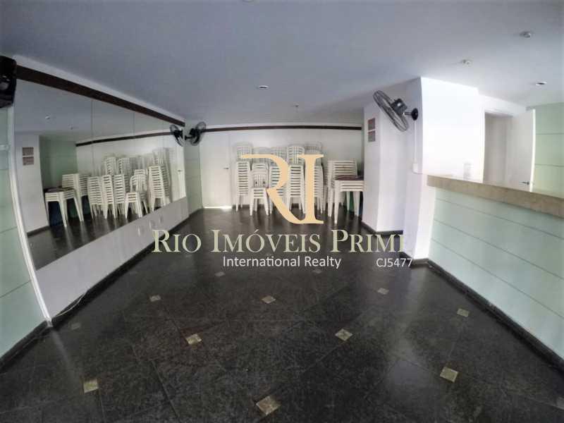 SALAO DE FESTAS. - Apartamento 2 quartos para alugar Praça da Bandeira, Rio de Janeiro - R$ 1.400 - RPAP20247 - 28