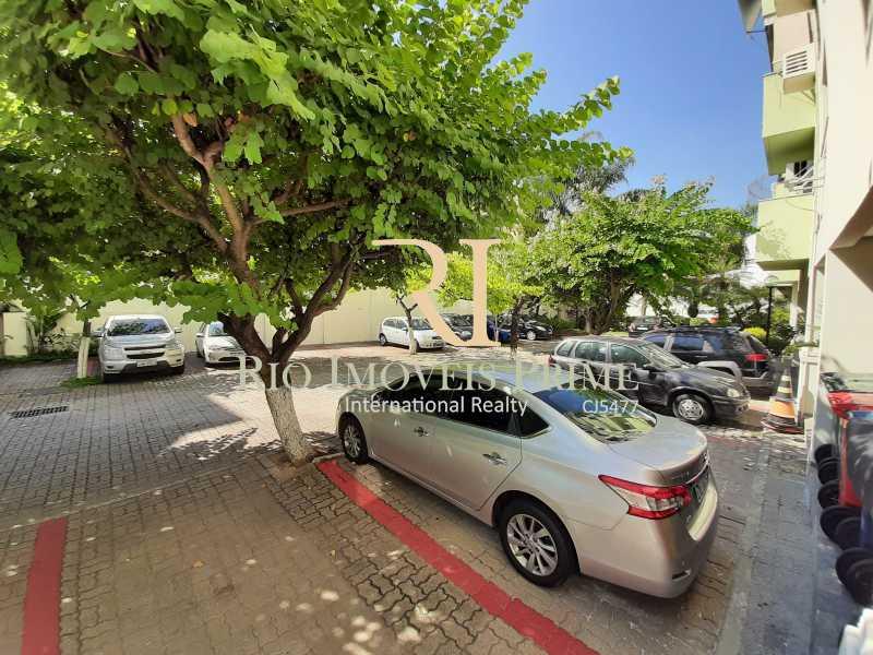 ESTACIONAMENTO - Apartamento 2 quartos para alugar Praça da Bandeira, Rio de Janeiro - R$ 1.400 - RPAP20247 - 31