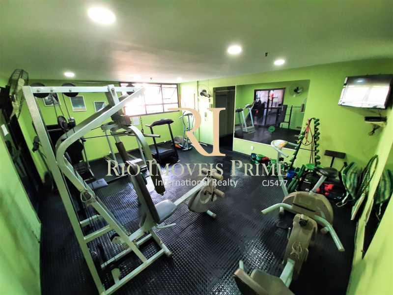 ACADEMIA - Apartamento 2 quartos para alugar Praça da Bandeira, Rio de Janeiro - R$ 1.400 - RPAP20247 - 21
