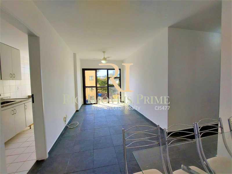 SALA. - Apartamento 2 quartos para alugar Praça da Bandeira, Rio de Janeiro - R$ 1.400 - RPAP20247 - 3