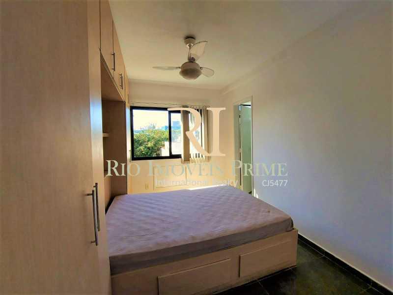 SUÍTE. - Apartamento 2 quartos para alugar Praça da Bandeira, Rio de Janeiro - R$ 1.400 - RPAP20247 - 8