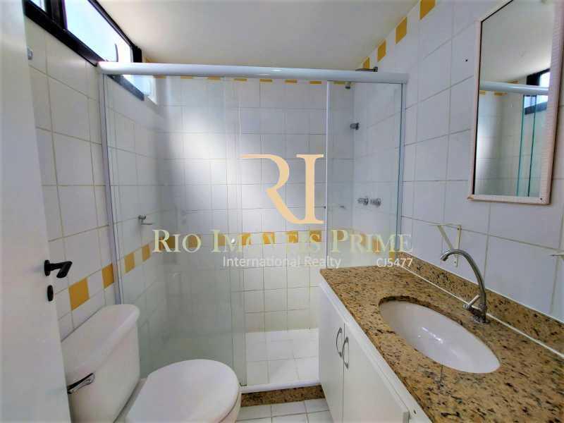 BANHEIRO SUITE - Apartamento 2 quartos para alugar Praça da Bandeira, Rio de Janeiro - R$ 1.400 - RPAP20247 - 10