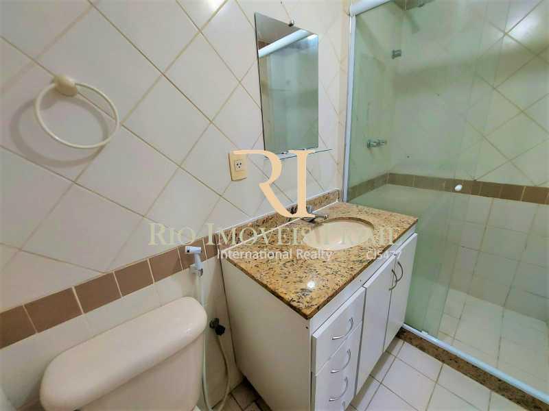 BANHEIRO SOCIAL. - Apartamento 2 quartos para alugar Praça da Bandeira, Rio de Janeiro - R$ 1.400 - RPAP20247 - 14