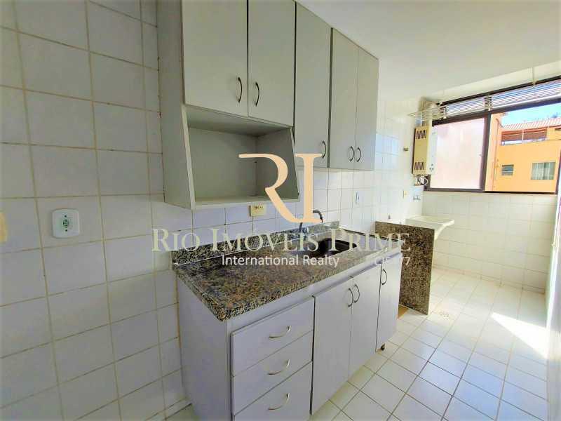 COZINHA. - Apartamento 2 quartos para alugar Praça da Bandeira, Rio de Janeiro - R$ 1.400 - RPAP20247 - 15