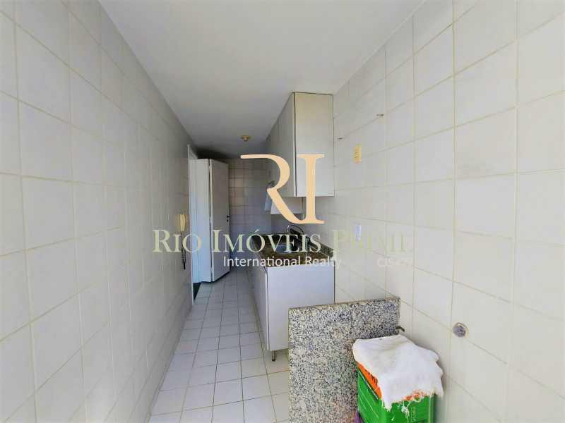 COZINHA. - Apartamento 2 quartos para alugar Praça da Bandeira, Rio de Janeiro - R$ 1.400 - RPAP20247 - 16