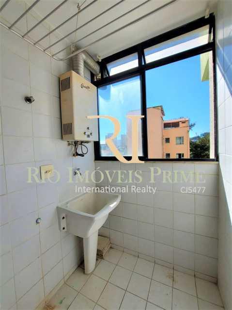 ÁREA DE SERVIÇO. - Apartamento 2 quartos para alugar Praça da Bandeira, Rio de Janeiro - R$ 1.400 - RPAP20247 - 17