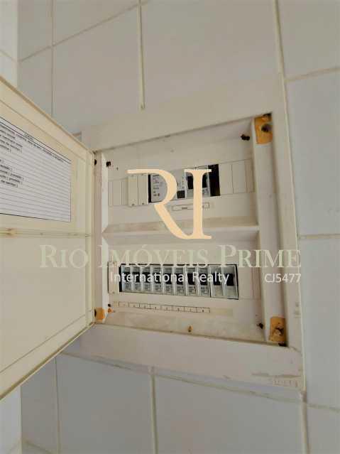 CAIXA DE LUZ. - Apartamento 2 quartos para alugar Praça da Bandeira, Rio de Janeiro - R$ 1.400 - RPAP20247 - 18