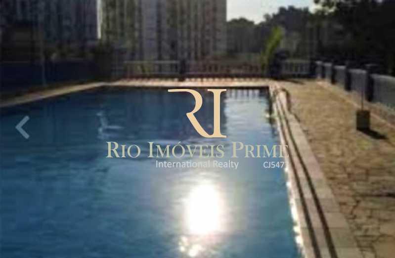 PISCINA - Apartamento 2 quartos à venda Grajaú, Rio de Janeiro - R$ 379.900 - RPAP20248 - 1
