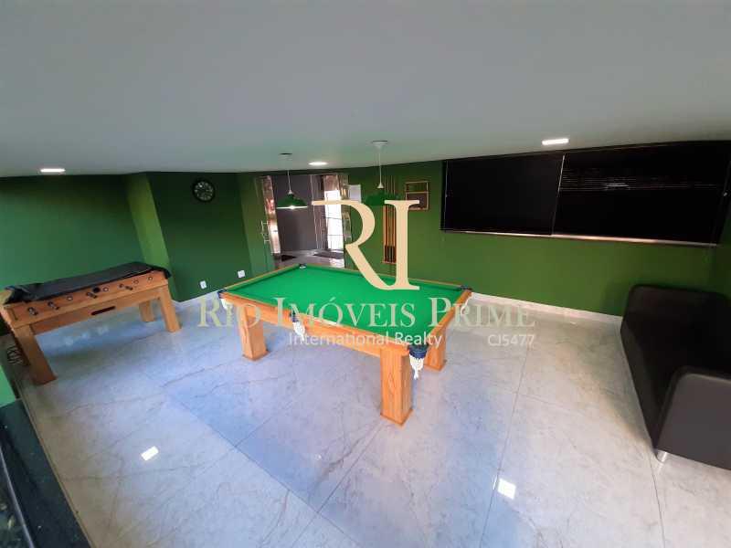 SALÃO DE JOGOS - Apartamento 2 quartos à venda Grajaú, Rio de Janeiro - R$ 379.900 - RPAP20248 - 22