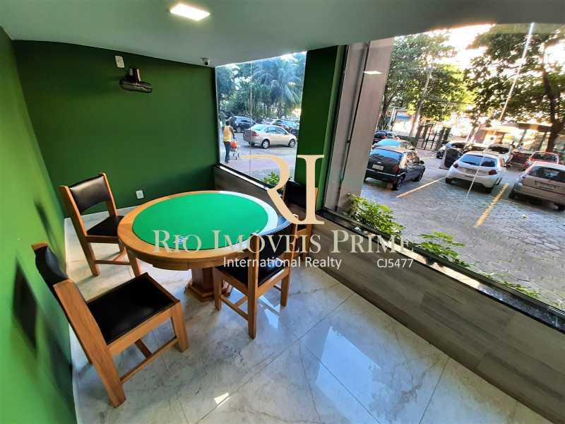 SALÃO DE JOGOS - Apartamento 2 quartos à venda Grajaú, Rio de Janeiro - R$ 379.900 - RPAP20248 - 23