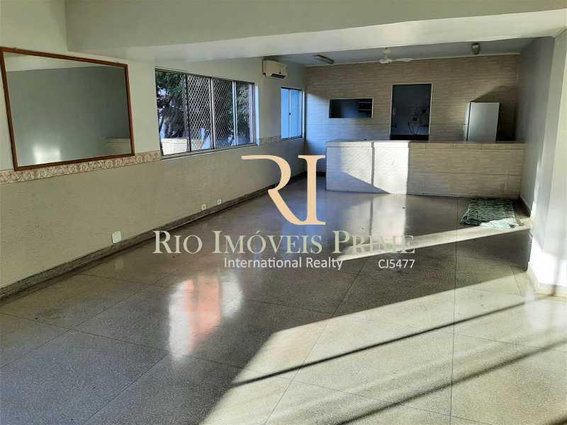 SALÃO DE FESTAS - Apartamento 2 quartos à venda Grajaú, Rio de Janeiro - R$ 379.900 - RPAP20248 - 25