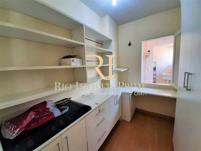 QUARTO REVERTIDO - Apartamento 2 quartos à venda Grajaú, Rio de Janeiro - R$ 379.900 - RPAP20248 - 10