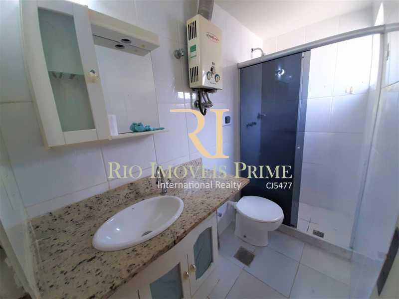 BANHEIRO SOCIAL - Apartamento 2 quartos à venda Grajaú, Rio de Janeiro - R$ 379.900 - RPAP20248 - 12