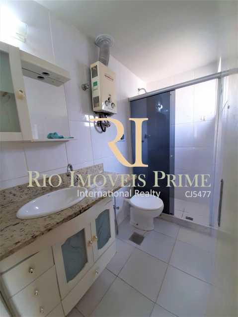 BANHEIRO SOCIAL - Apartamento 2 quartos à venda Grajaú, Rio de Janeiro - R$ 379.900 - RPAP20248 - 13