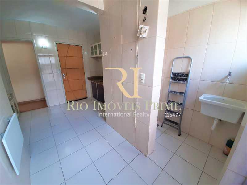 ÁREA DE SERVIÇO - Apartamento 2 quartos à venda Grajaú, Rio de Janeiro - R$ 379.900 - RPAP20248 - 17