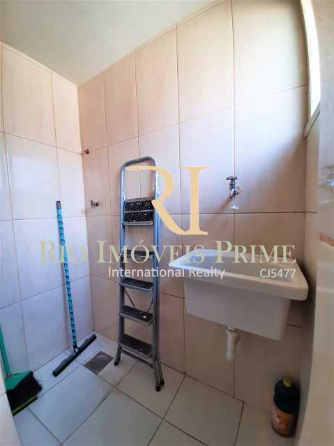 ÁREA DE SERVIÇO - Apartamento 2 quartos à venda Grajaú, Rio de Janeiro - R$ 379.900 - RPAP20248 - 18