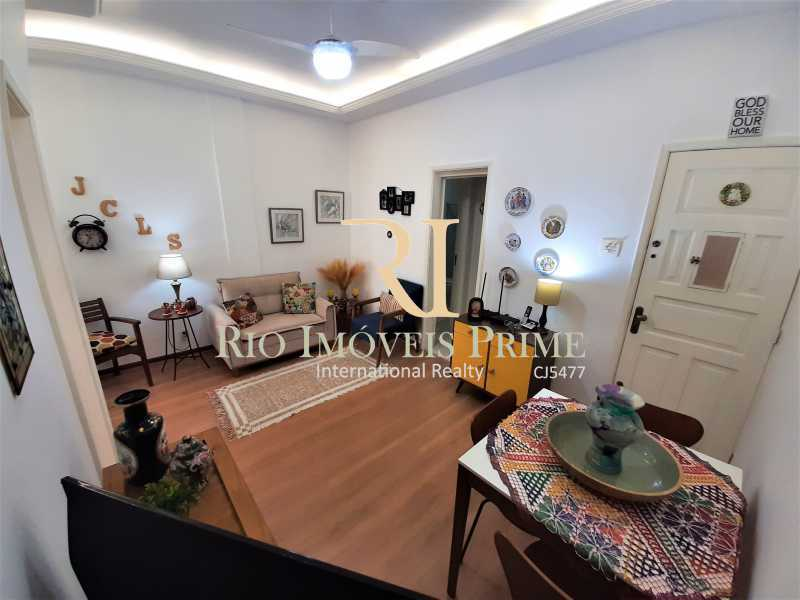 SALA - Apartamento à venda Rua Visconde de Figueiredo,Tijuca, Rio de Janeiro - R$ 360.000 - RPAP10062 - 6