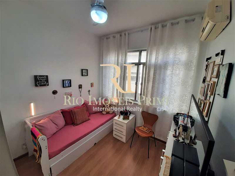 QUARTO - Apartamento à venda Rua Visconde de Figueiredo,Tijuca, Rio de Janeiro - R$ 360.000 - RPAP10062 - 7