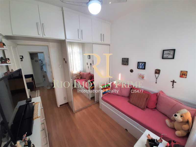 QUARTO - Apartamento à venda Rua Visconde de Figueiredo,Tijuca, Rio de Janeiro - R$ 360.000 - RPAP10062 - 8
