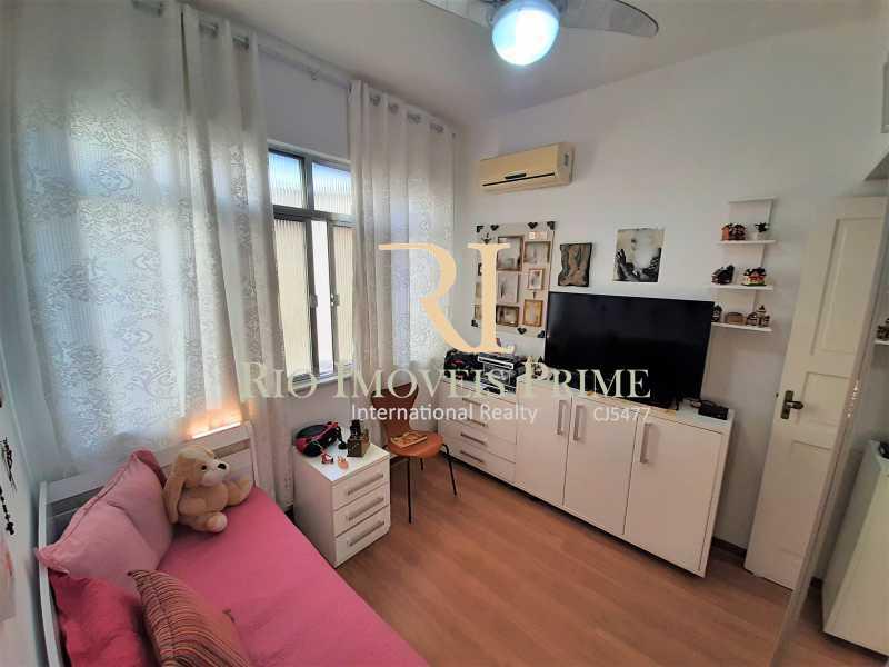 QUARTO - Apartamento à venda Rua Visconde de Figueiredo,Tijuca, Rio de Janeiro - R$ 360.000 - RPAP10062 - 9