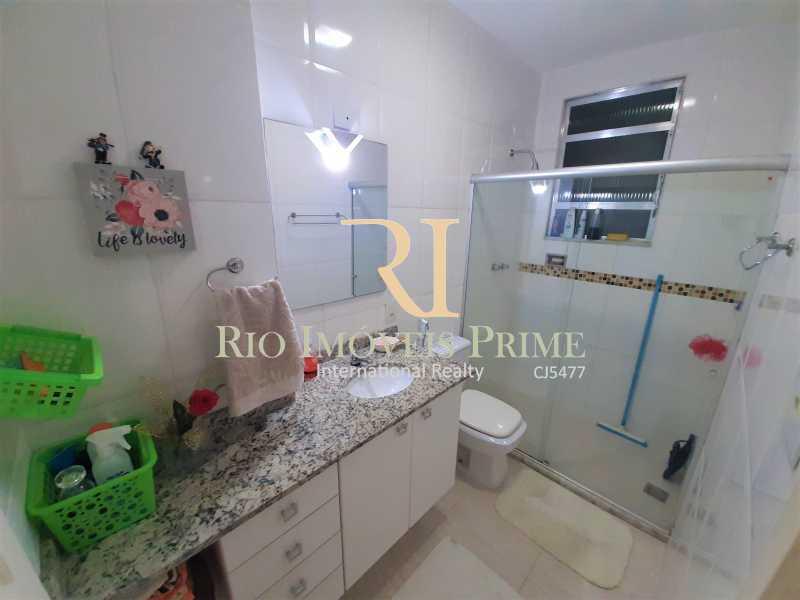 BANHEIERO SOCIAL - Apartamento à venda Rua Visconde de Figueiredo,Tijuca, Rio de Janeiro - R$ 360.000 - RPAP10062 - 10