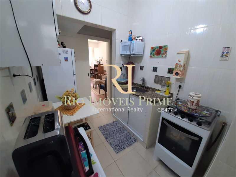COZINHA - Apartamento à venda Rua Visconde de Figueiredo,Tijuca, Rio de Janeiro - R$ 360.000 - RPAP10062 - 13
