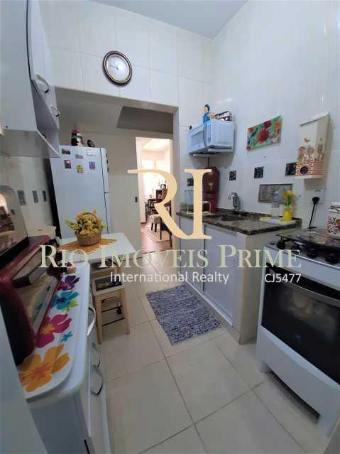 COZINHA - Apartamento à venda Rua Visconde de Figueiredo,Tijuca, Rio de Janeiro - R$ 360.000 - RPAP10062 - 14
